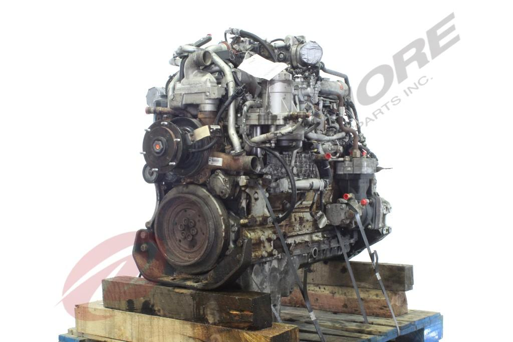 2009 MERCEDES OM926 ENGINE ASSEMBLY TRUCK PARTS #649342