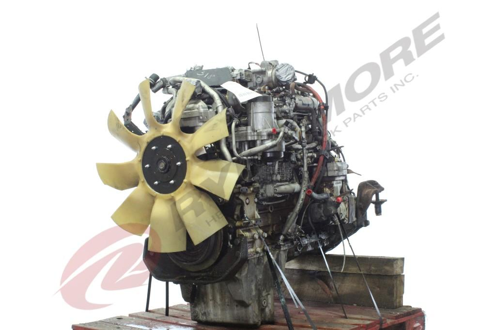 2009 MERCEDES OM926 ENGINE ASSEMBLY TRUCK PARTS #652465