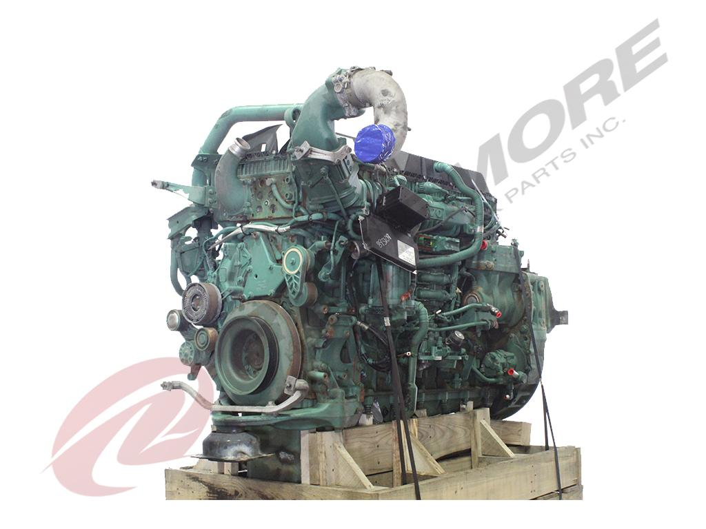 2018 VOLVO D13 ENGINE ASSEMBLY TRUCK PARTS #652468