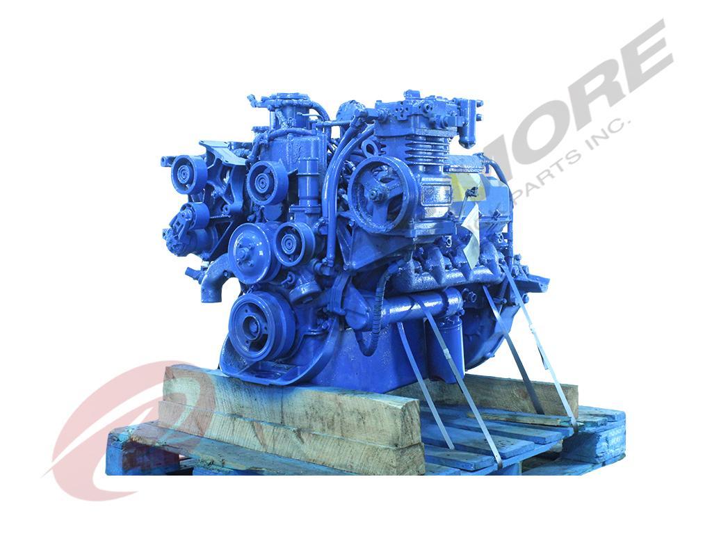 INTERNATIONAL NAVISTAR T444E ENGINE ASSEMBLY TRUCK PARTS #652610