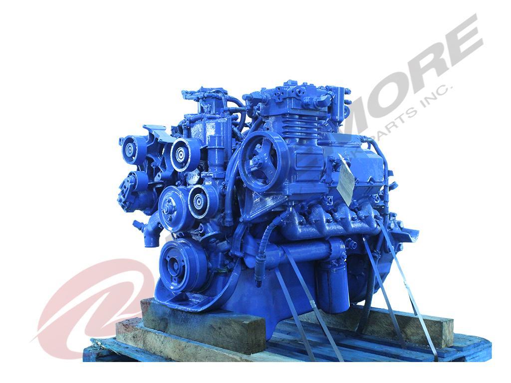 INTERNATIONAL NAVISTAR T444E ENGINE ASSEMBLY TRUCK PARTS #652611