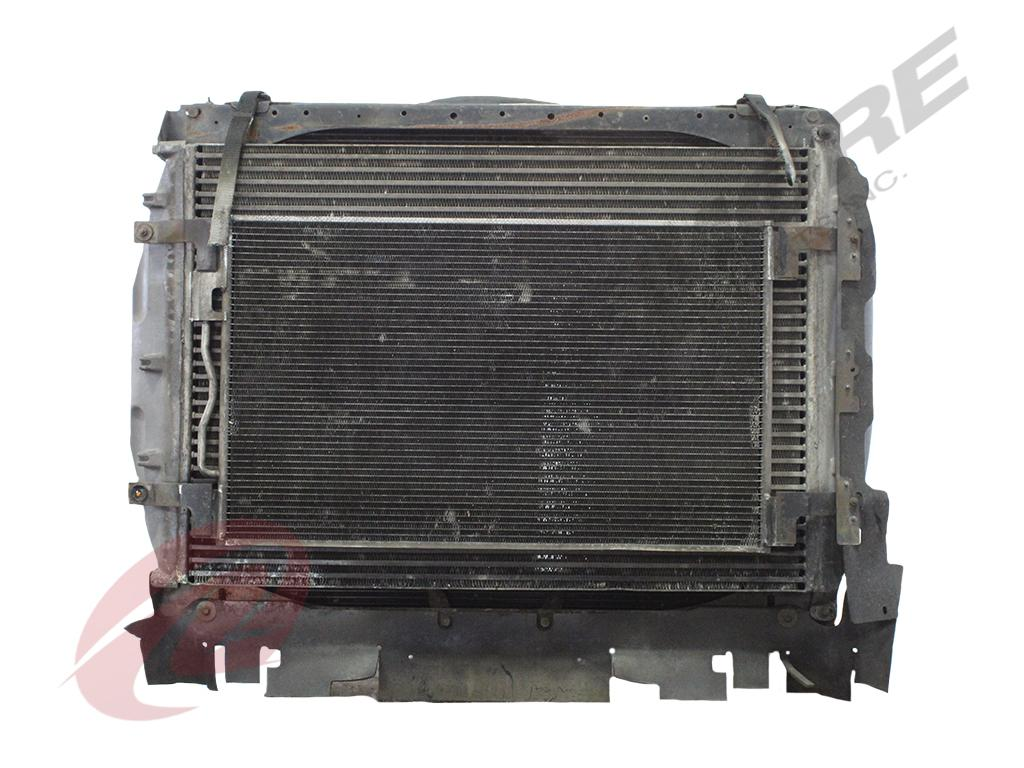 2003 FREIGHTLINER COLUMBIA 120 RADIATOR TRUCK PARTS #653243