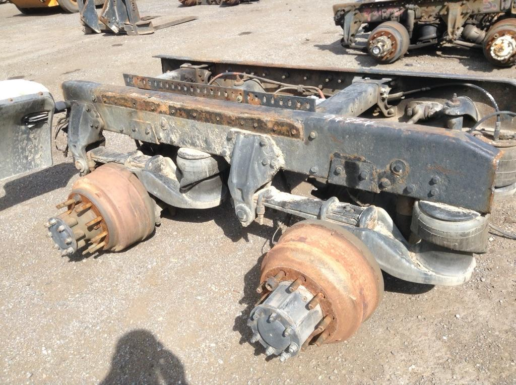 2000 EATON DS404 CUTOFF ASSEMBLY TRUCK PARTS #657133