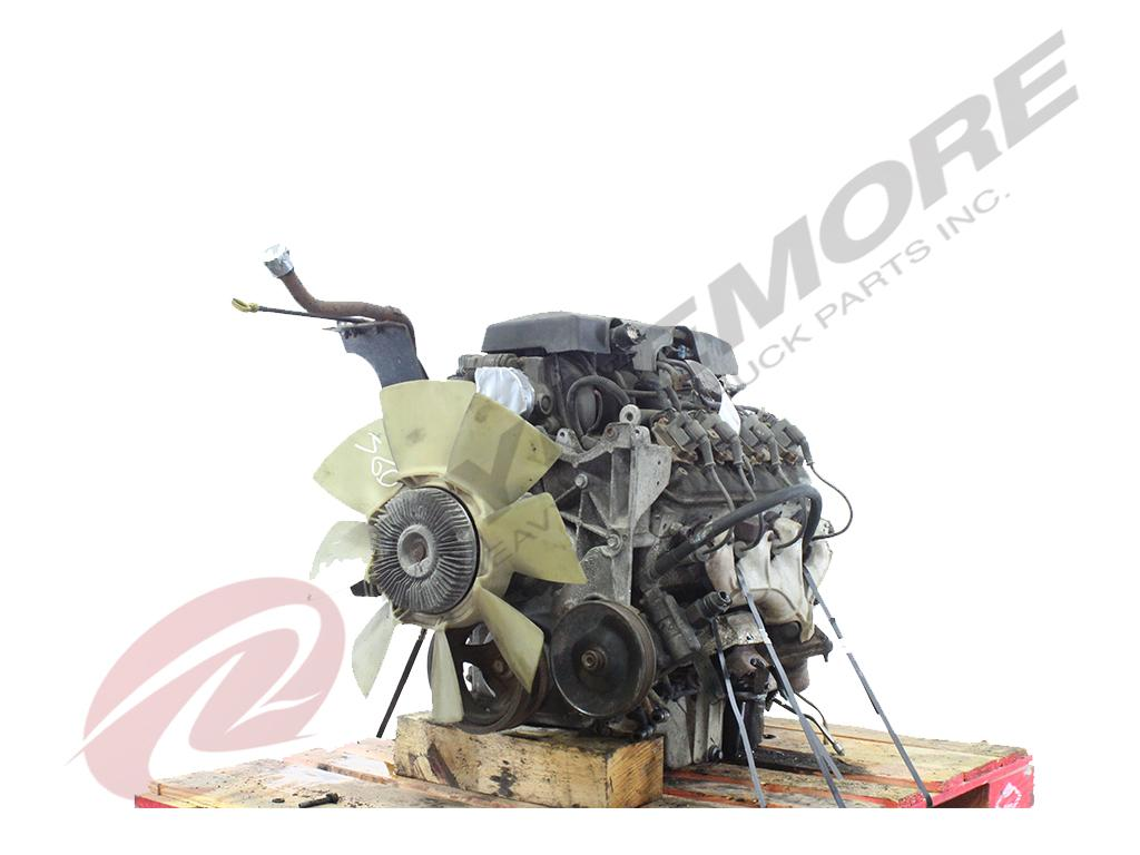 2007 GM 6.0 ENGINE ASSEMBLY TRUCK PARTS #657130
