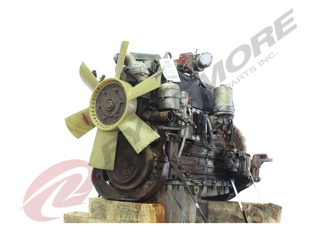 2005 MERCEDES OM906 ENGINE ASSEMBLY TRUCK PARTS #658931