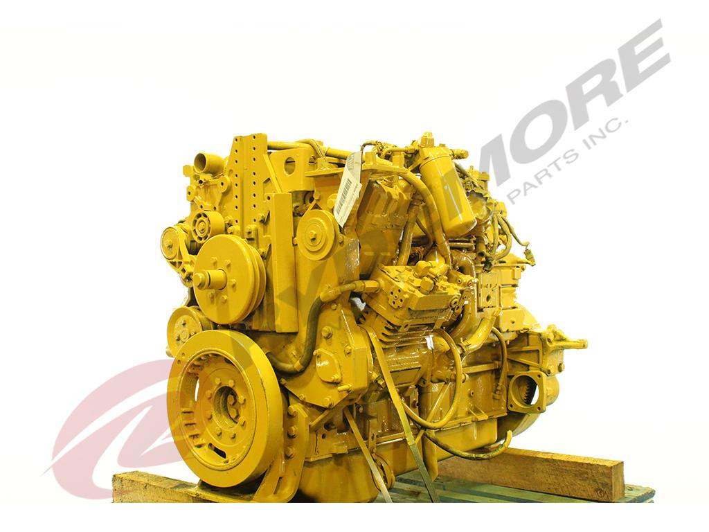 CATERPILLAR C-7 ENGINE ASSEMBLY TRUCK PARTS #664302