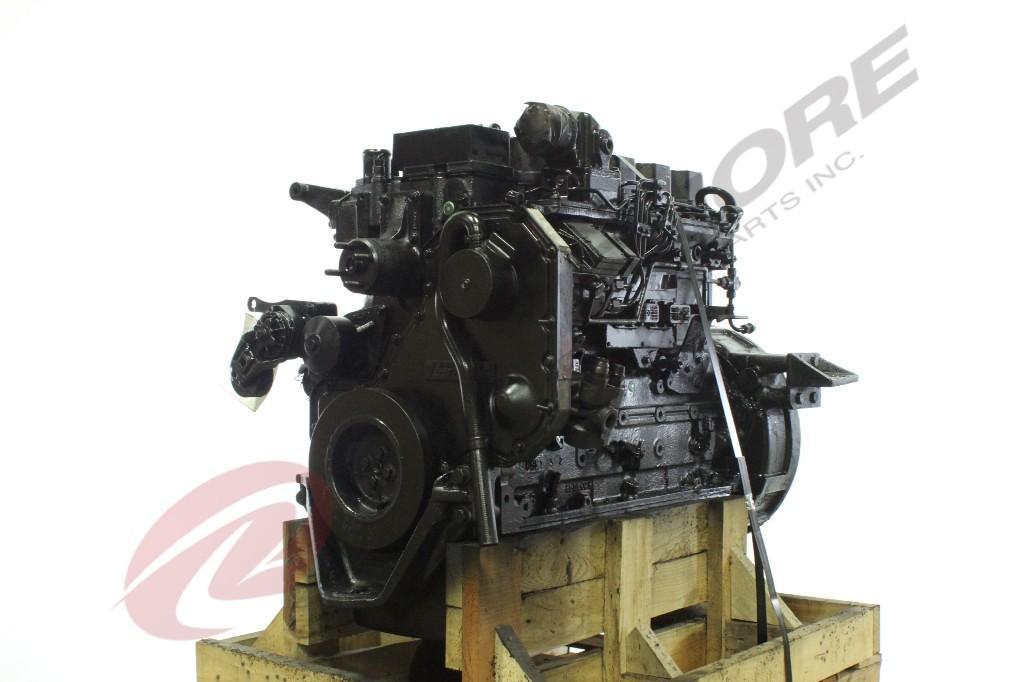 CUMMINS ISB5.9 ENGINE ASSEMBLY TRUCK PARTS #665679