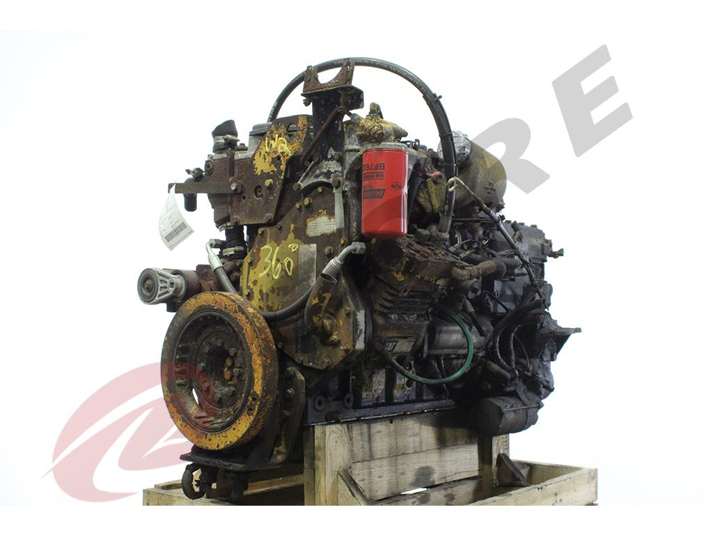CATERPILLAR C-7 ENGINE ASSEMBLY TRUCK PARTS #667362