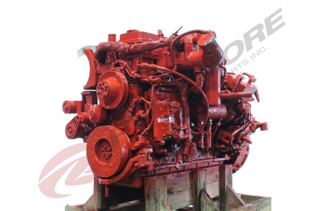 2009 CUMMINS ISB6.7 ENGINE ASSEMBLY TRUCK PARTS #658194