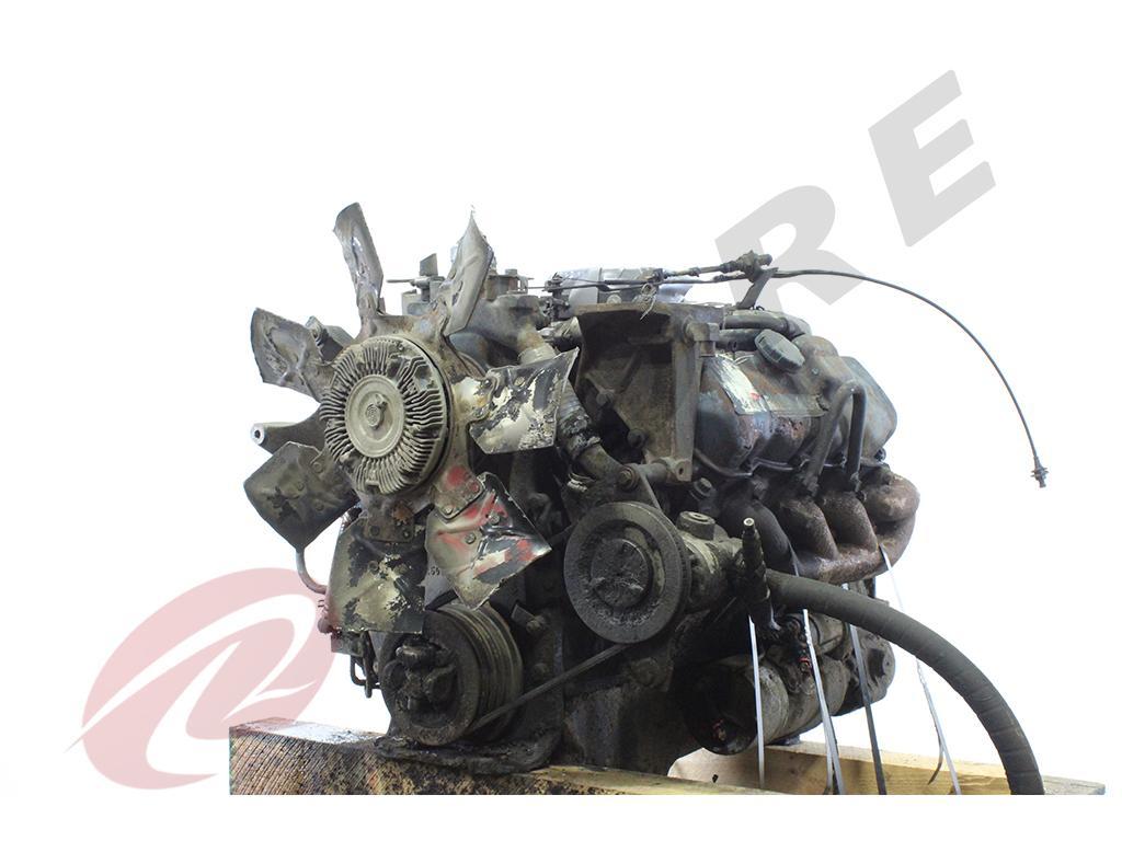 1994 DETROIT 8.2T ENGINE ASSEMBLY TRUCK PARTS #668821