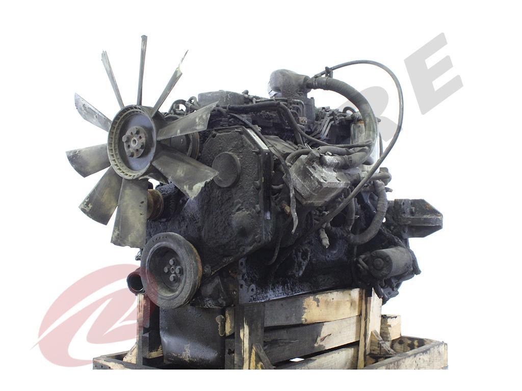 2007 CUMMINS QSB ENGINE ASSEMBLY TRUCK PARTS #668819