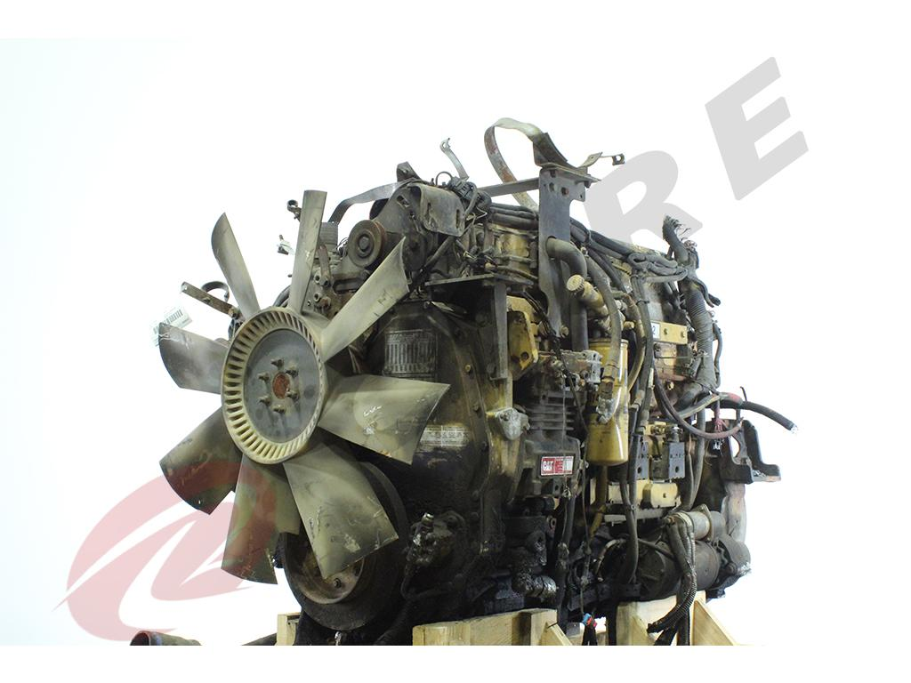 CATERPILLAR C-12 ENGINE ASSEMBLY TRUCK PARTS #668814