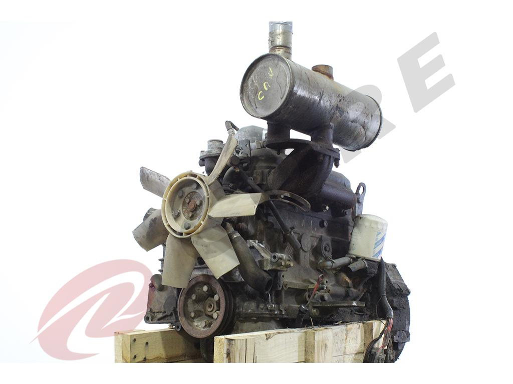1999 NEW HOLLAND 8045.05B ENGINE ASSEMBLY TRUCK PARTS #668816