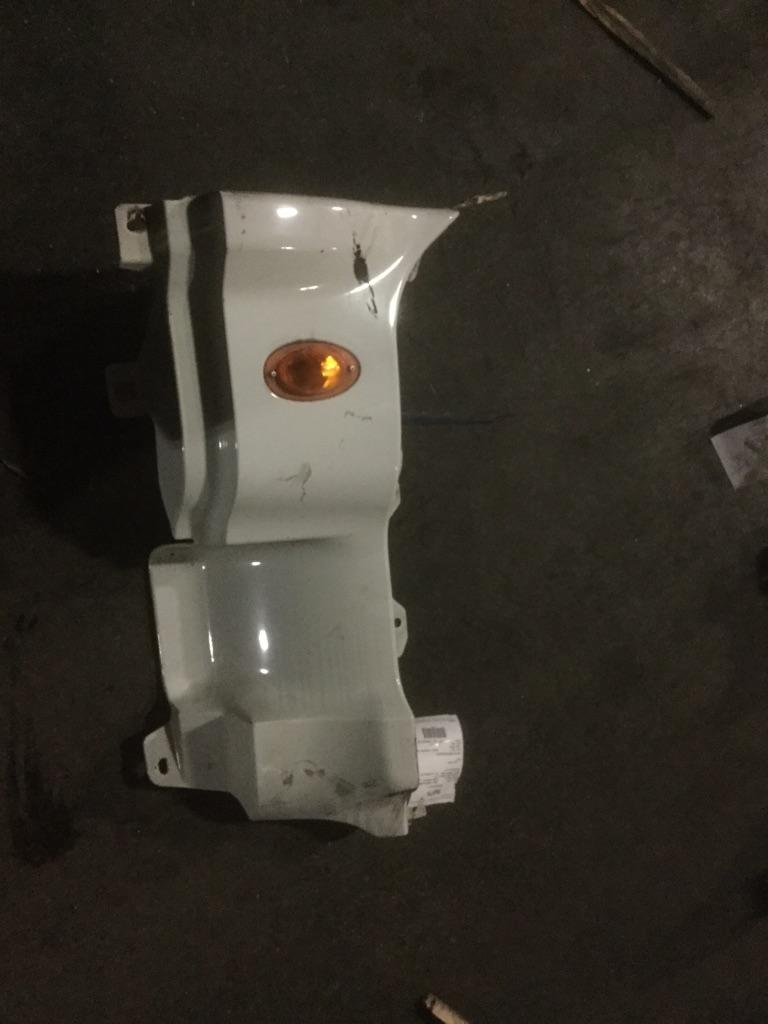 2012 FREIGHTLINER CASCADIA 125 FENDER EXTENSION TRUCK PARTS #690404