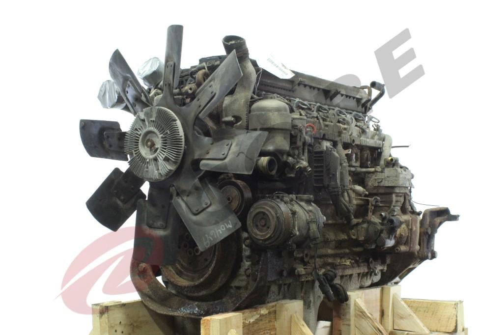 2003 MERCEDES OM906 ENGINE ASSEMBLY TRUCK PARTS #669408