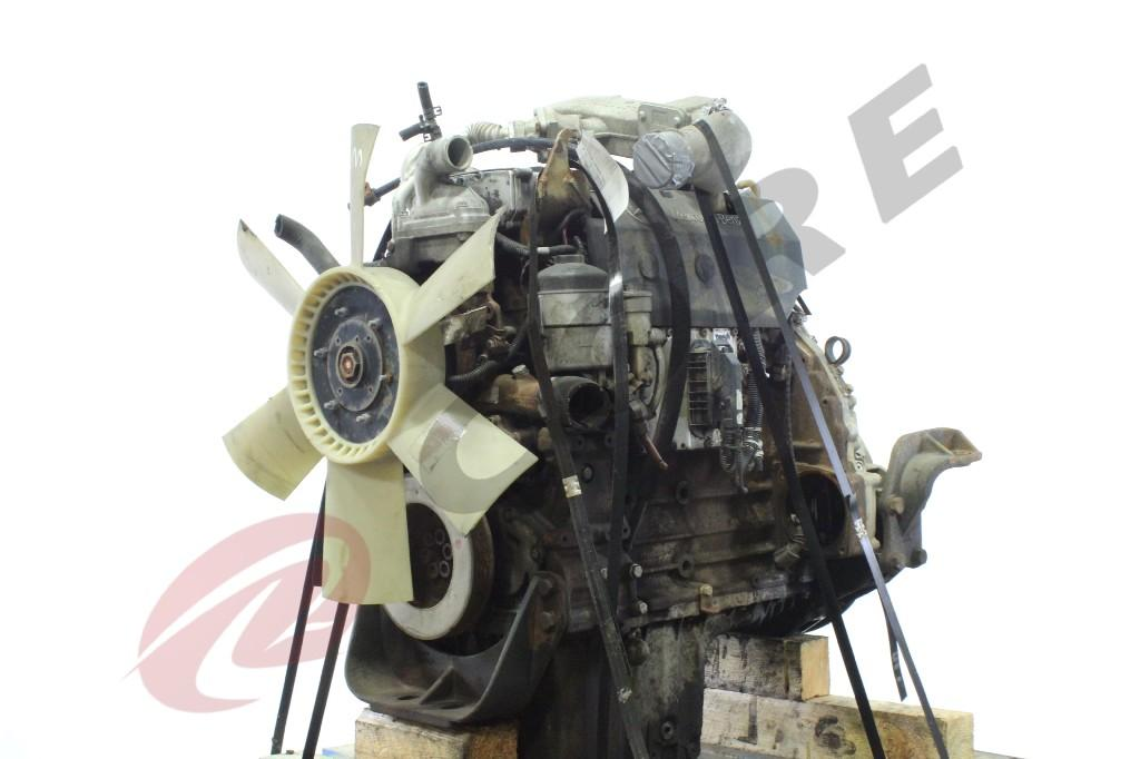 MERCEDES OM904 ENGINE ASSEMBLY TRUCK PARTS #669386