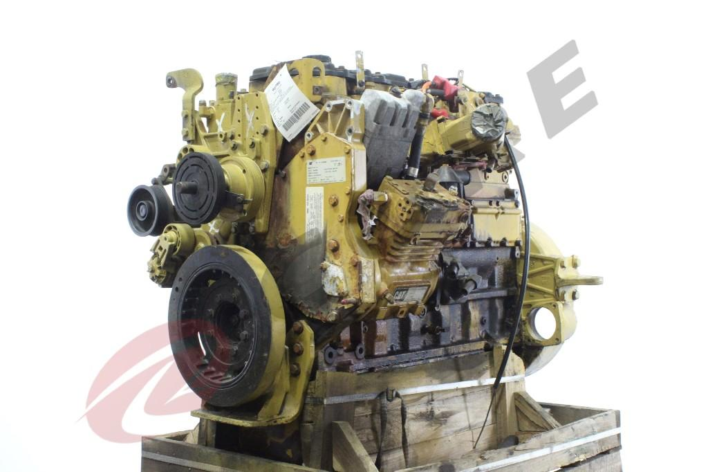 CATERPILLAR C-7 ENGINE ASSEMBLY TRUCK PARTS #669409