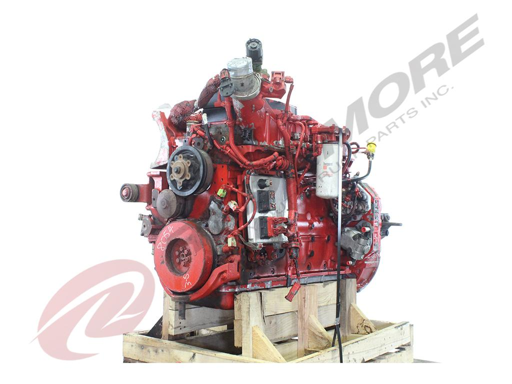 2008 CUMMINS ISB6.7 ENGINE ASSEMBLY TRUCK PARTS #679191