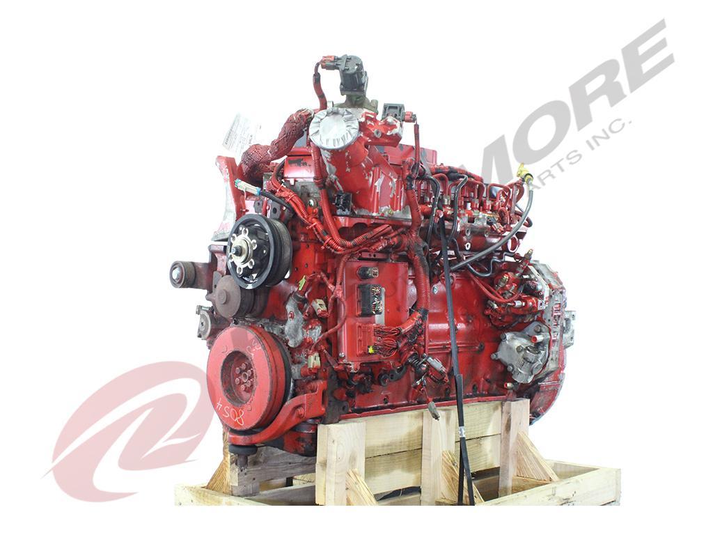 2008 CUMMINS ISB6.7 ENGINE ASSEMBLY TRUCK PARTS #679190