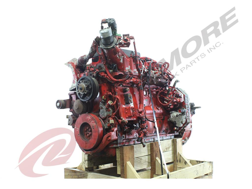 2008 CUMMINS ISB6.7 ENGINE ASSEMBLY TRUCK PARTS #679193