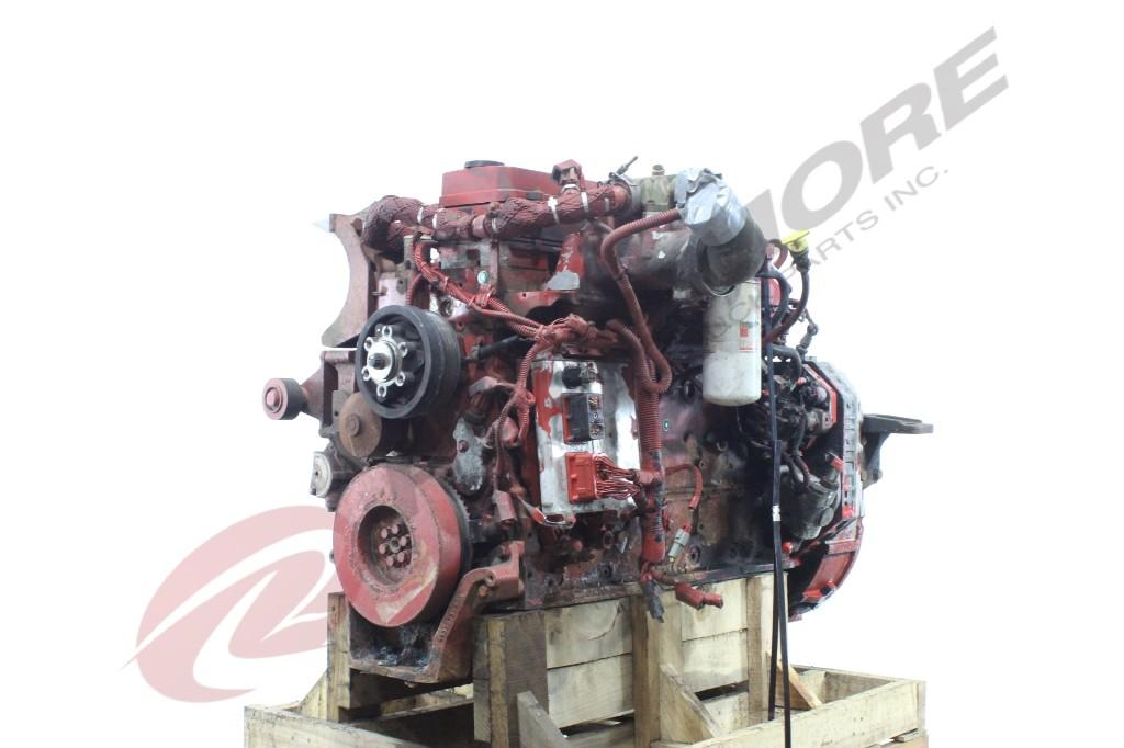 2010 CUMMINS ISB6.7 ENGINE ASSEMBLY TRUCK PARTS #694173