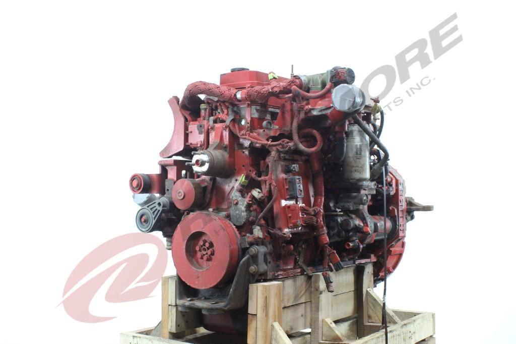 2008 CUMMINS ISB6.7 ENGINE ASSEMBLY TRUCK PARTS #694174