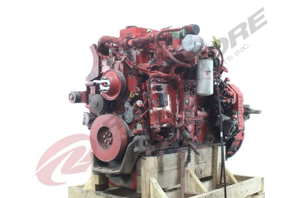 2009 CUMMINS ISB6.7 ENGINE ASSEMBLY TRUCK PARTS #694177