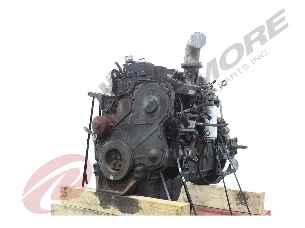 CUMMINS ISC8.3 ENGINE ASSEMBLY TRUCK PARTS #694180