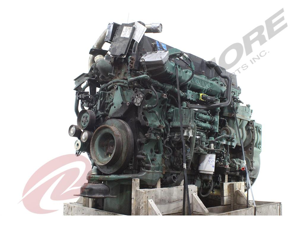 2012 VOLVO D13H ENGINE ASSEMBLY TRUCK PARTS #701057