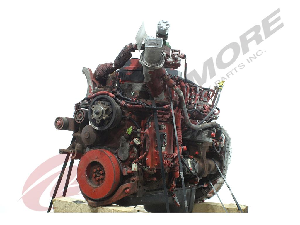 2008 CUMMINS ISB6.7 ENGINE ASSEMBLY TRUCK PARTS #701058
