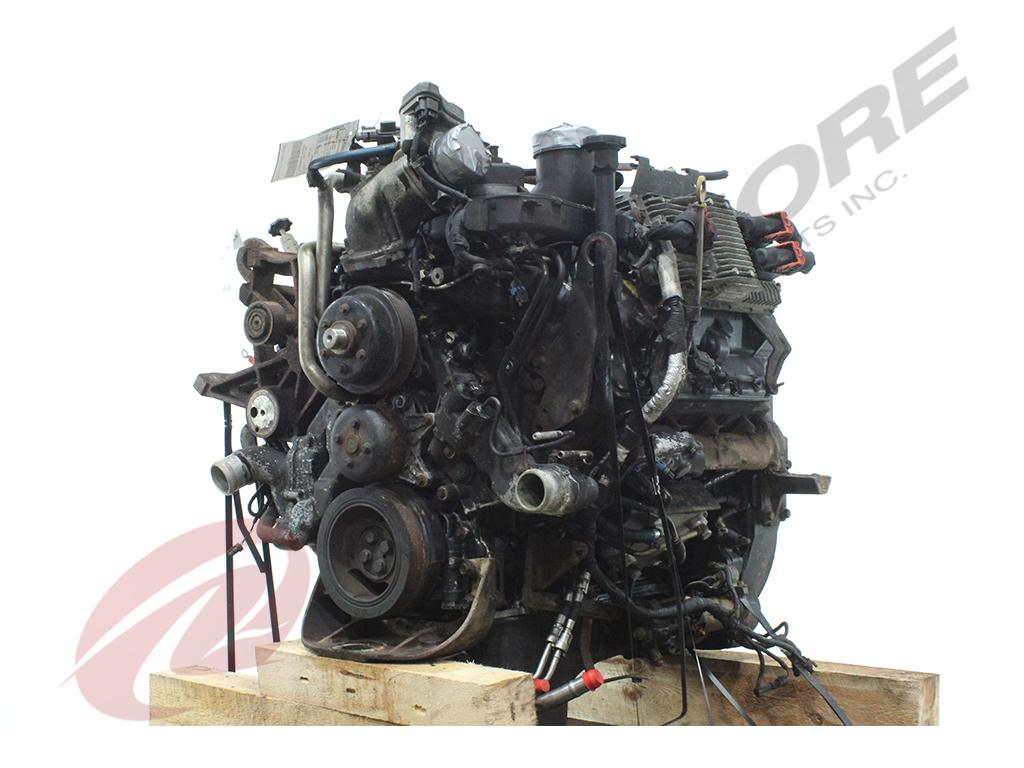 2008 INTERNATIONAL NAVISTAR MAXXFORCE 7 ENGINE ASSEMBLY TRUCK PARTS #701060