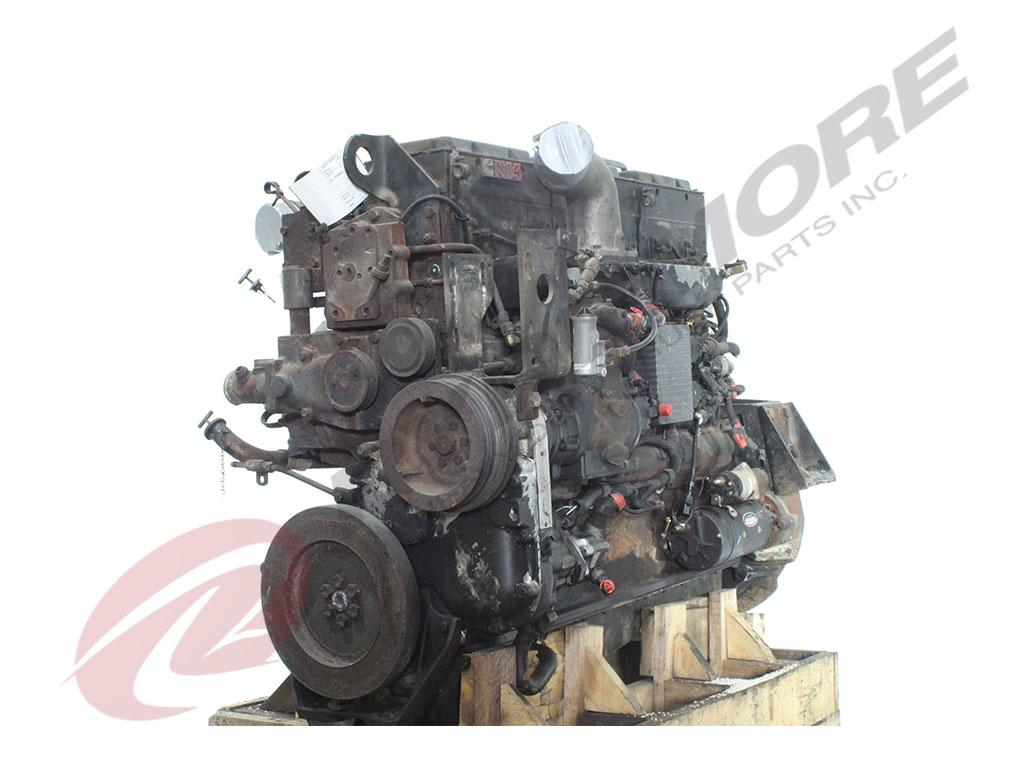 1995 CUMMINS N14 CELECT ENGINE ASSEMBLY TRUCK PARTS #707684