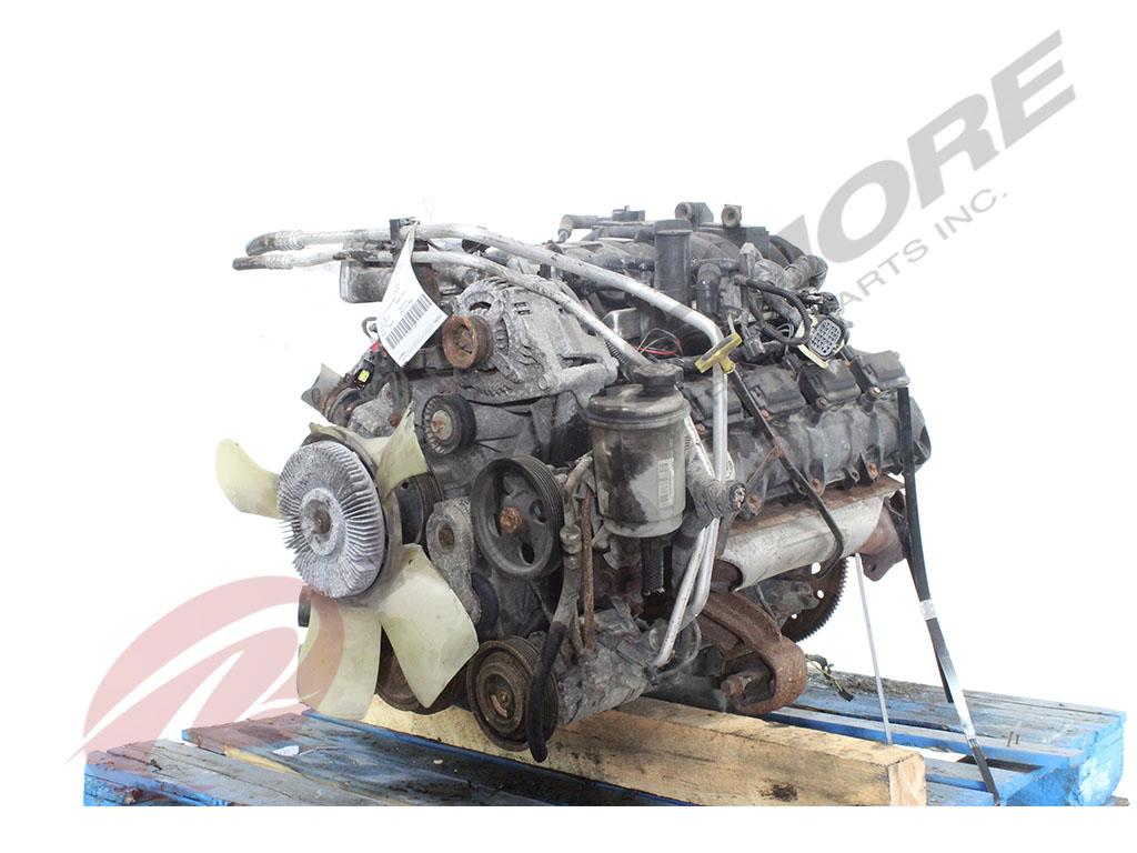 2011 MOPAR 5.7L HEMI ENGINE ASSEMBLY TRUCK PARTS #707689