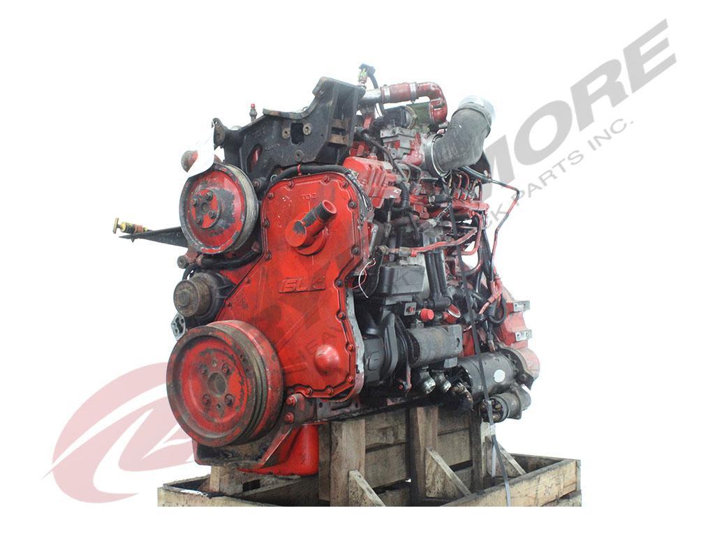 2007 CUMMINS ISL ENGINE ASSEMBLY TRUCK PARTS #707686