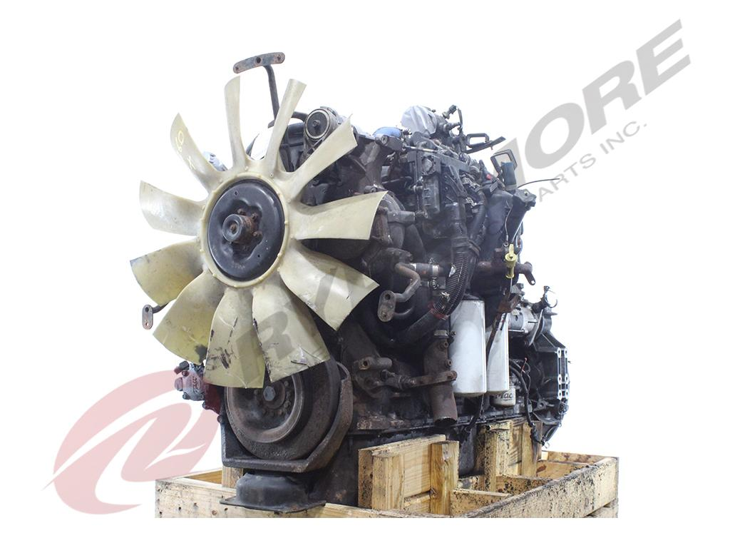 MACK AC ENGINE ASSEMBLY TRUCK PARTS #709412