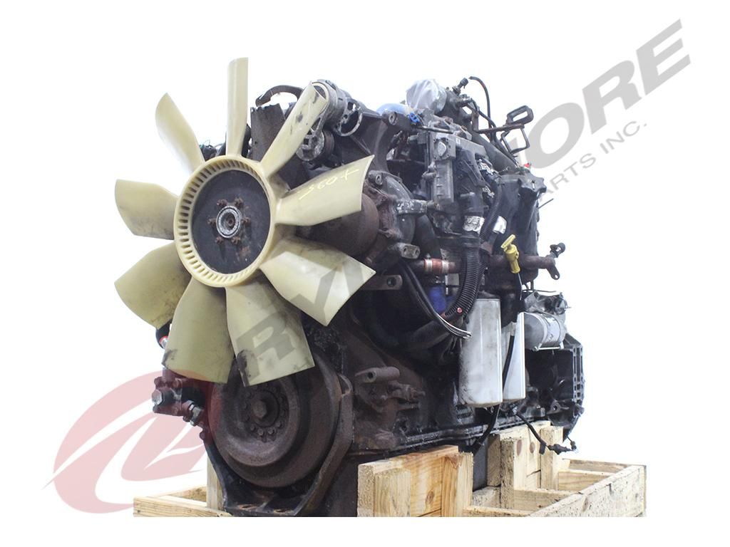 MACK AC ENGINE ASSEMBLY TRUCK PARTS #709894