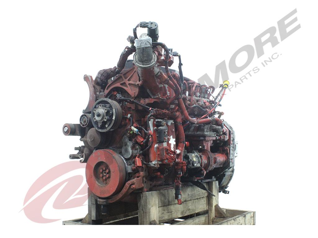 2009 CUMMINS ISB6.7 ENGINE ASSEMBLY TRUCK PARTS #710007
