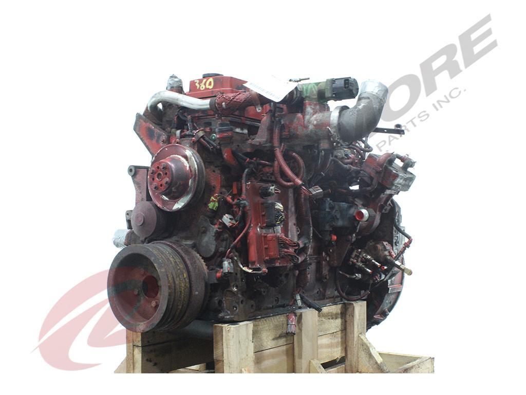 CUMMINS ISB6.7 ENGINE ASSEMBLY TRUCK PARTS #710008
