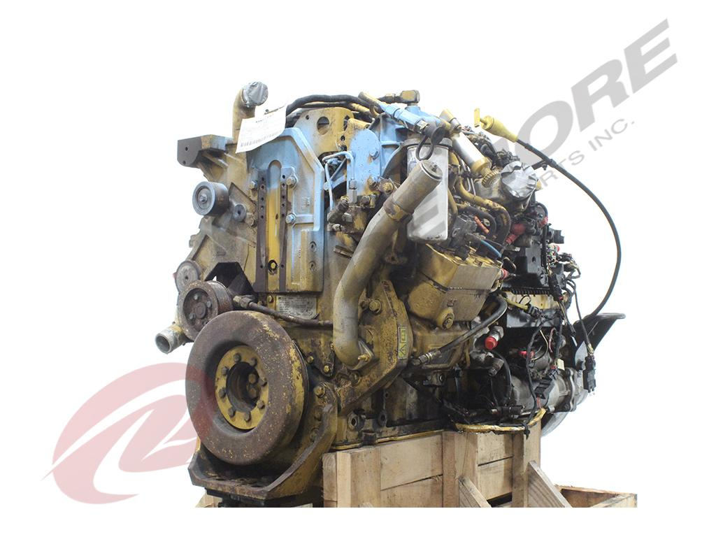 CATERPILLAR C-7 ENGINE ASSEMBLY TRUCK PARTS #710001
