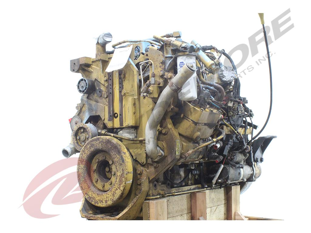 CATERPILLAR C-7 ENGINE ASSEMBLY TRUCK PARTS #710003