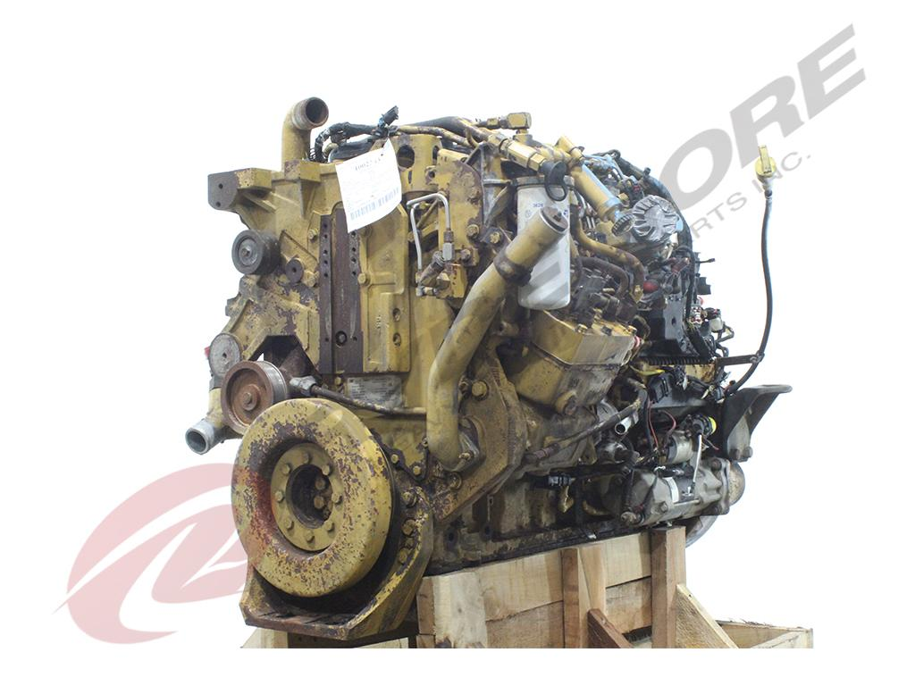 CATERPILLAR C-7 ENGINE ASSEMBLY TRUCK PARTS #710002
