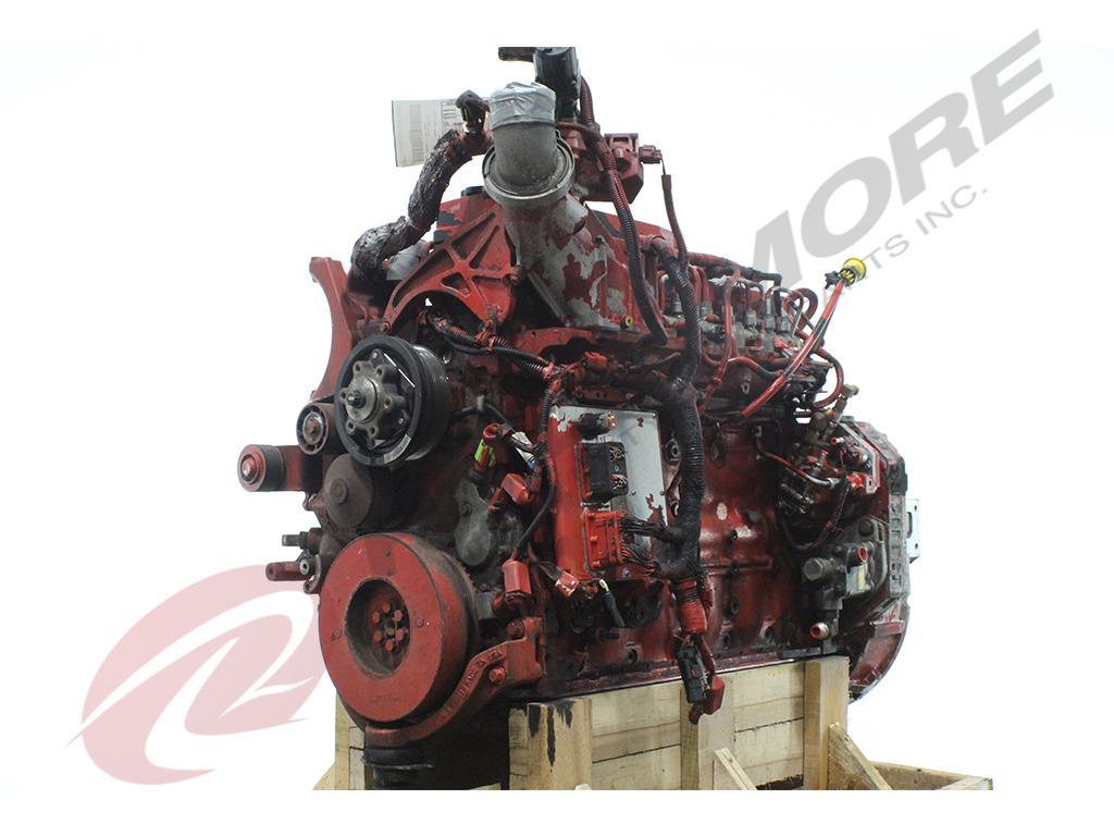 2009 CUMMINS ISB6.7 ENGINE ASSEMBLY TRUCK PARTS #710006