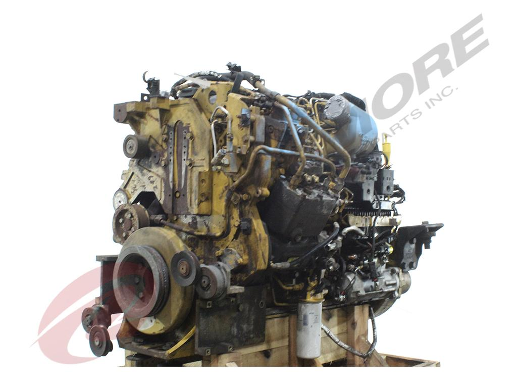CATERPILLAR C-7 ENGINE ASSEMBLY TRUCK PARTS #710005