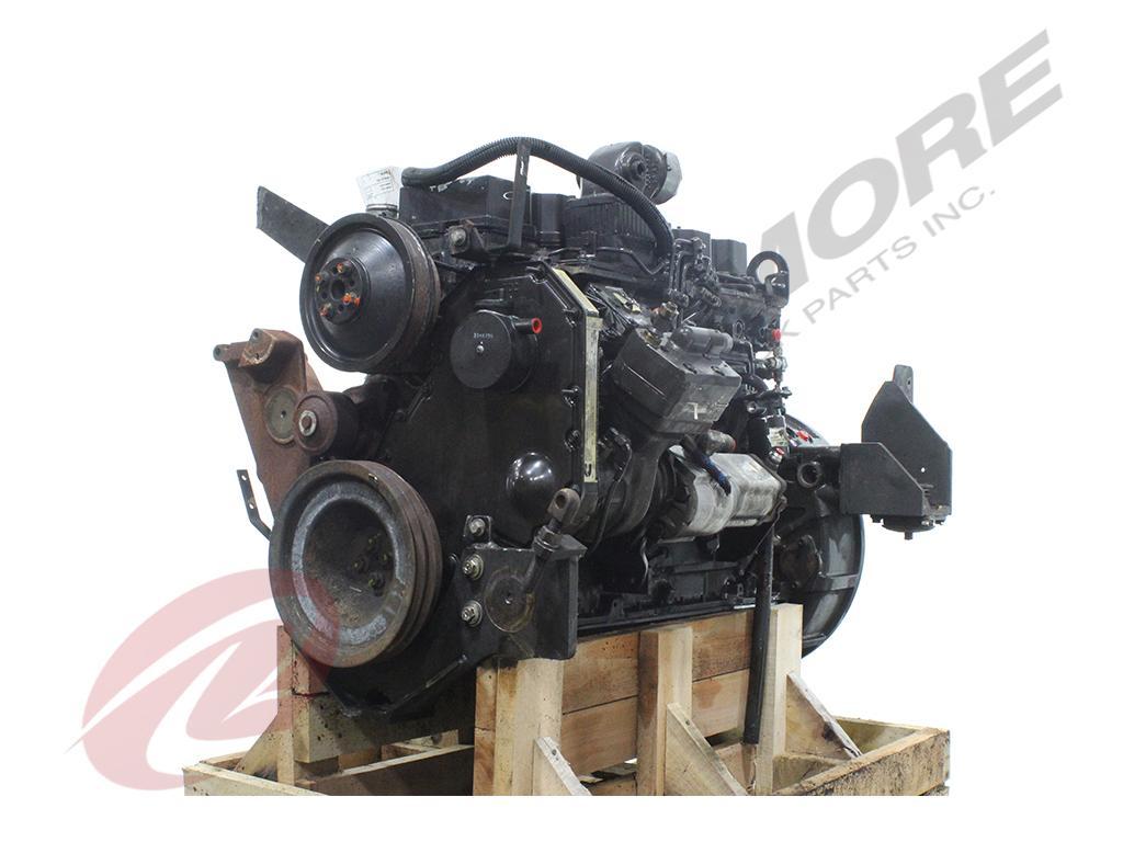 CUMMINS ISB5.9 ENGINE ASSEMBLY TRUCK PARTS #710651