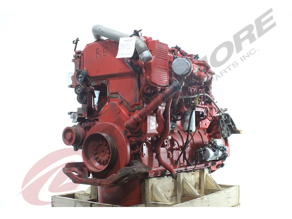 CUMMINS ISX ENGINE ASSEMBLY TRUCK PARTS #710645