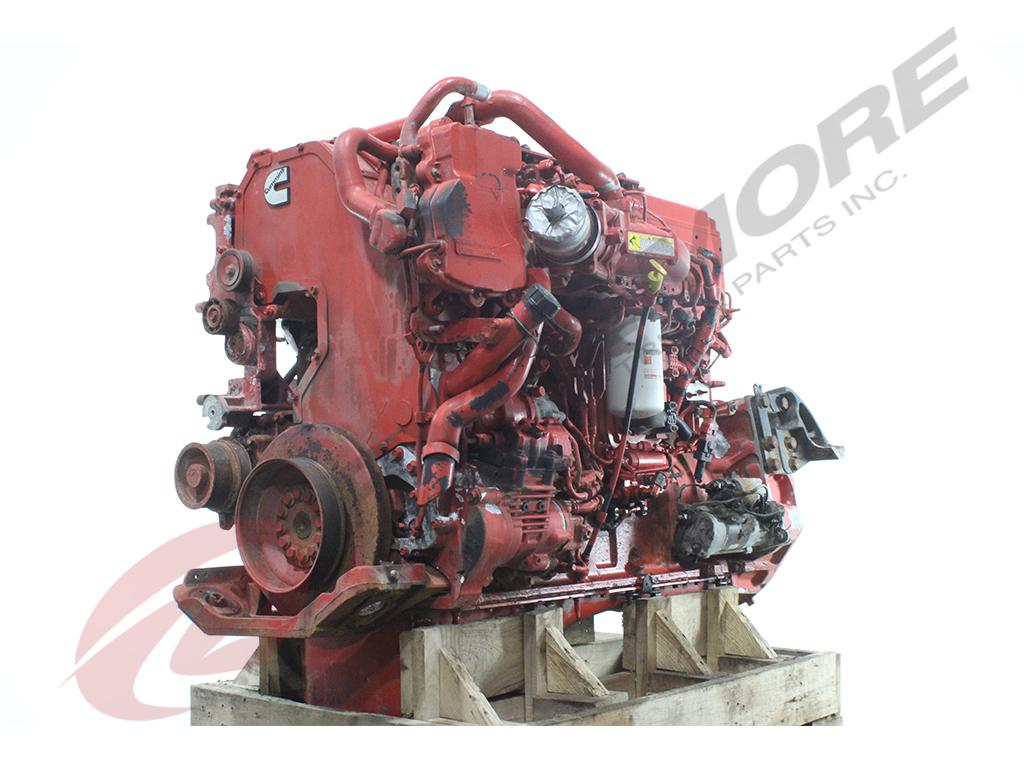 2017 CUMMINS ISX15 ENGINE ASSEMBLY TRUCK PARTS #710644