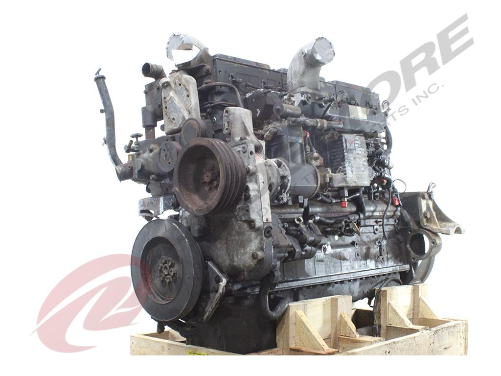 CUMMINS N14 CELECT ENGINE ASSEMBLY TRUCK PARTS #710646