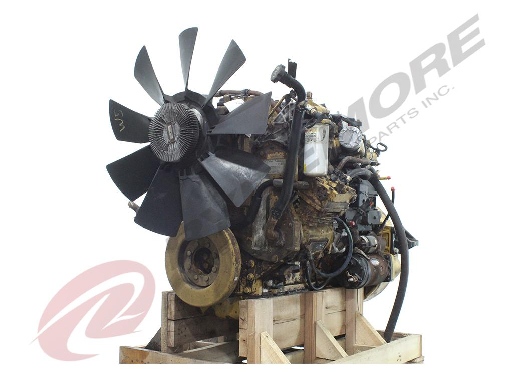 CATERPILLAR C-7 ENGINE ASSEMBLY TRUCK PARTS #711024