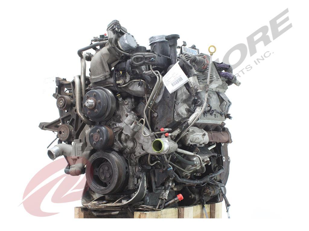 2009 INTERNATIONAL NAVISTAR MAXXFORCE 7 ENGINE ASSEMBLY TRUCK PARTS #711265