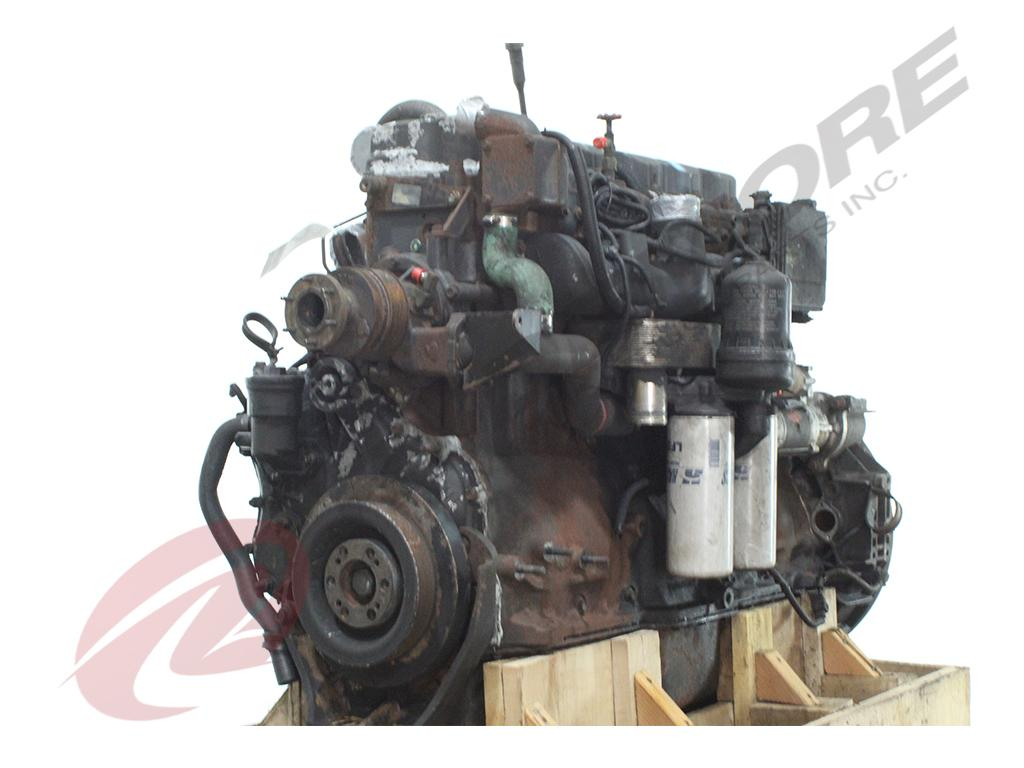 MACK ETEC ENGINE ASSEMBLY TRUCK PARTS #711268